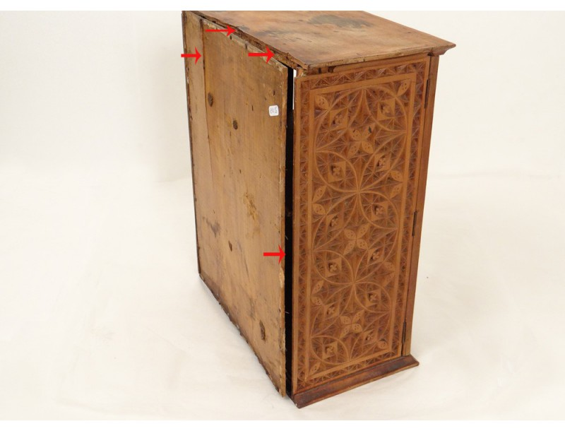 armoire fusil bois id e int ressante pour la conception de meubles en bois qui inspire. Black Bedroom Furniture Sets. Home Design Ideas